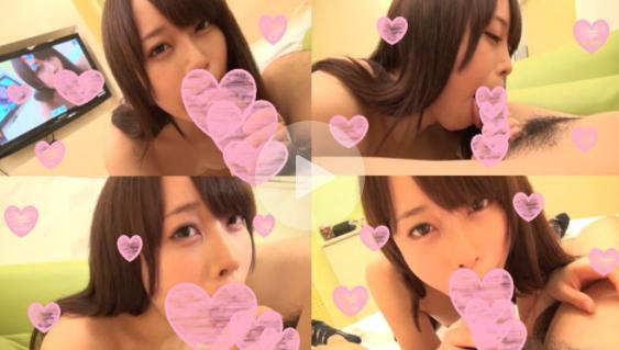 RINA - 100点満点のピュア系美少女とホテルで生中出しハメ撮り※本編無修正・Hey動画